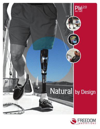Plié Knee Brochure