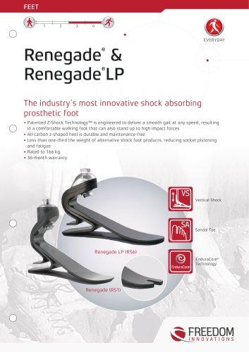 Renegade®  & Renegade®LP