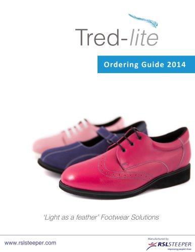 TredLite Ordering Guide 2014
