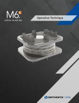 M6-C Operative Technique