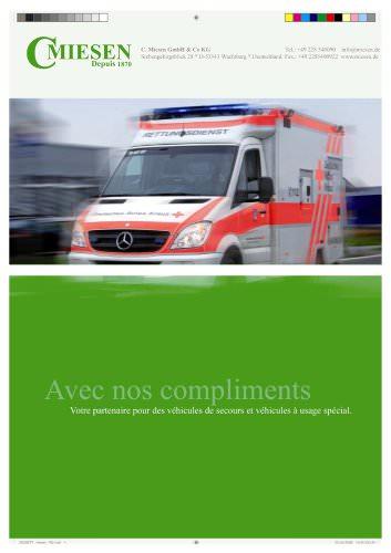 Brochure de l'établissement