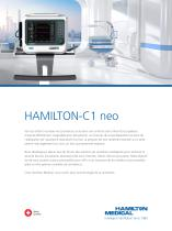 HAMILTON-C1 neo brochure