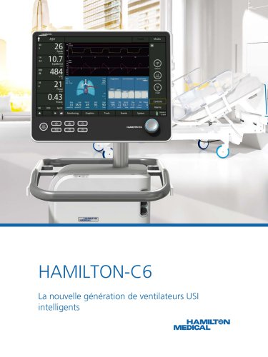 HAMILTON-C6
