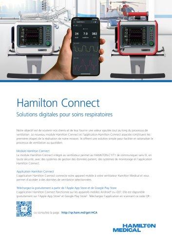 Hamilton Connect brochure
