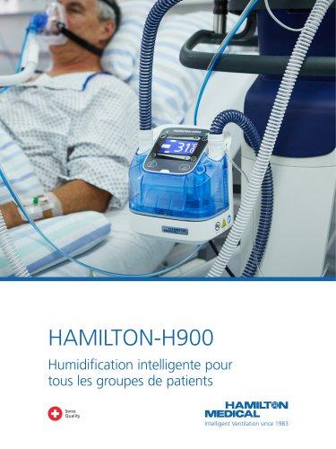 HAMILTON-H900 humidificateur