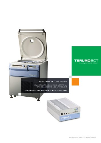 TACSI® /TOMEs TOTAL SYSTEM