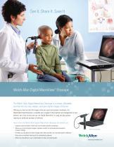 Welch Allyn Digital MacroView™ Otoscope