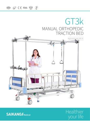 GT3k Manual-Orthopedic-Traction-Bed_SaikangMedical