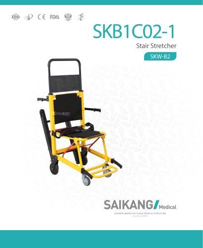 SKB1C02-1 Stair-Stretcher_SaikangMedical