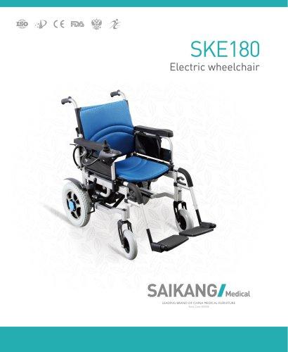 SKE180 Electric-Wheelchair_SaikangMedical