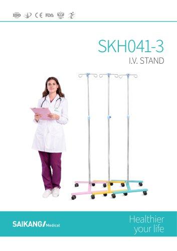 SKH041-3 I.V.Stand_SaikangMedical