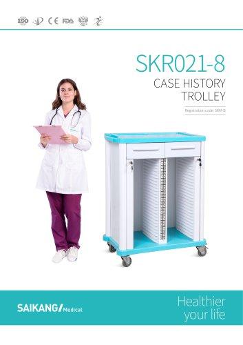 SKR021-8 Case-History-Trolley_SaikangMedical