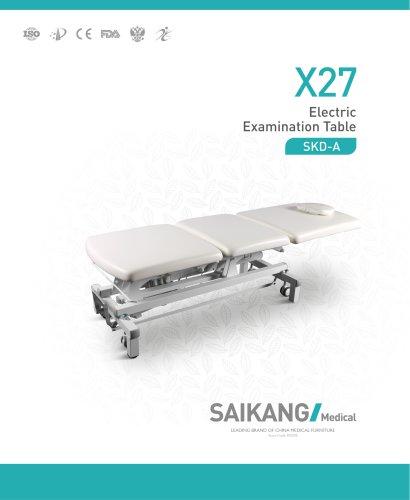 X27 Electric-Examination-Table_SaikangMedical