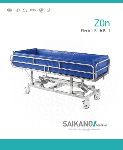 Z0n Electric-Bath-Bed_SaikangMedical