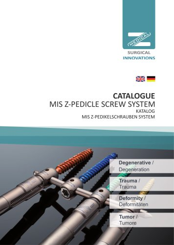 MIS Z-Pedicle screw system