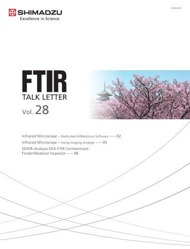 FTIR TALK LETTER