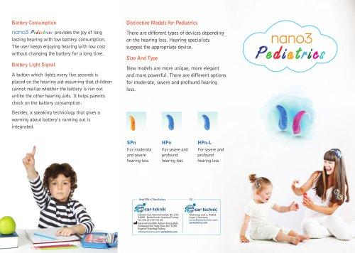 Nano3 Pediatrics