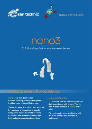 Nano3 Series Catalogue