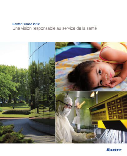 Une vision responsable au service de la santé