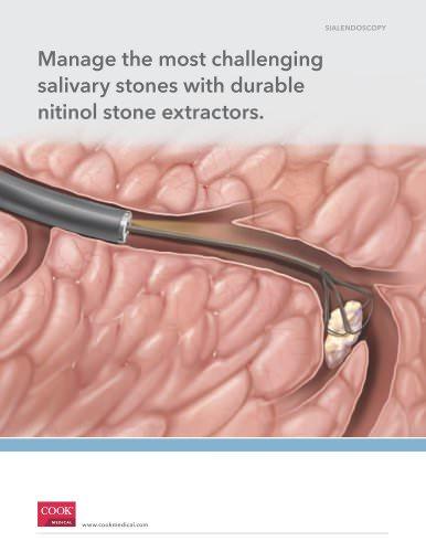 Salivary Stone Extractors Datasheet