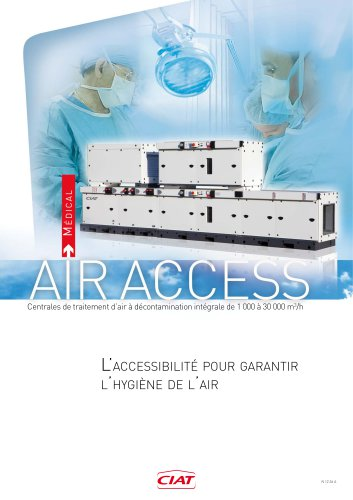 Air access médical - N1236A
