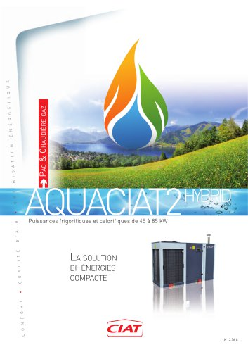 Aquaciat 2 Hybrid - N1376C