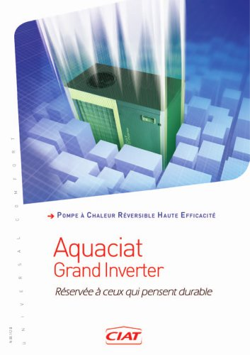 AQUACIAT INVERTER - N08112B