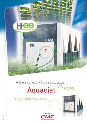 AQUACIAT POWER HEE & STD LD / LDH / LDC