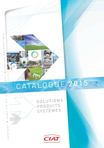 Catalogue 2015 CIAT