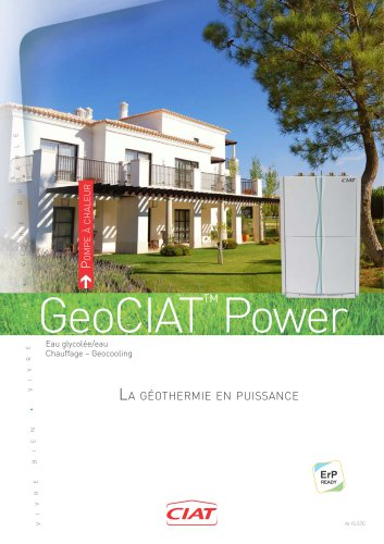 N1557C - GeoCIAT Power
