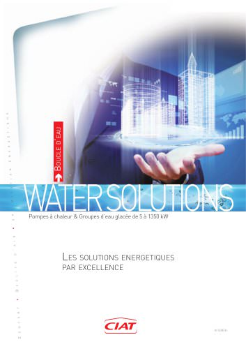 Water solutions - N1380A