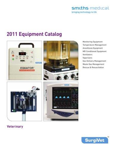 Equipment Catalog - 2012