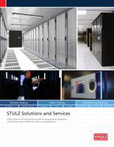 STULZ Solutions And Services Brochure QC-SAT0070 Rev E