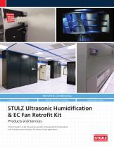 STULZ Ultrasonic Humidification & EC Fan Retrofit Kit Brochure