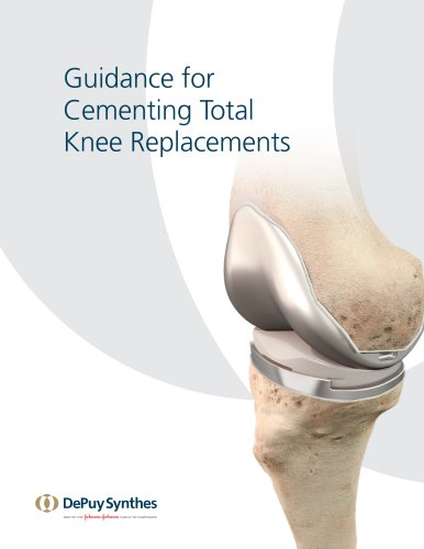 Cementing Total Knee Replacements
