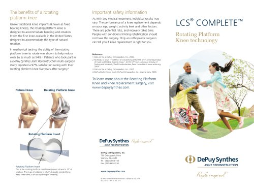 LCS® COMPLETE™