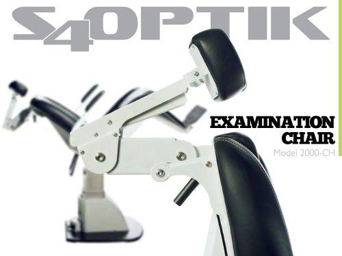 EXAMINATION CHAIR Model 2000-CH