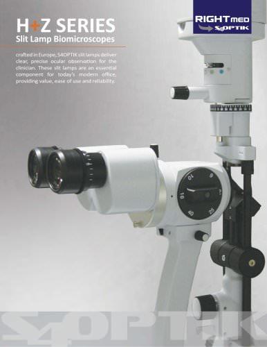 SL-Z5 Slit Lamp