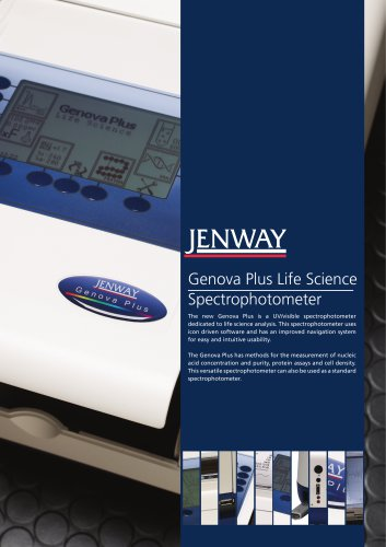 Genova Plus Brochure