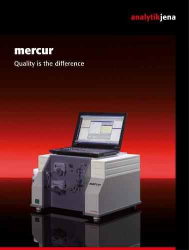Brochure mercur