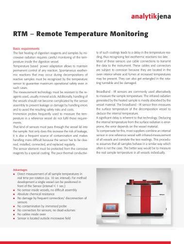 Flyer TOPwave RTM