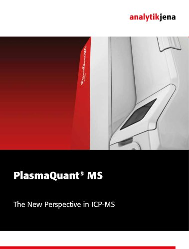 PlasmaQuant MS