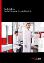 Product Overview Chemical Analysis