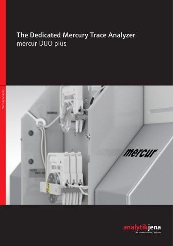 The Dedicated Mercury Trace Analyzer