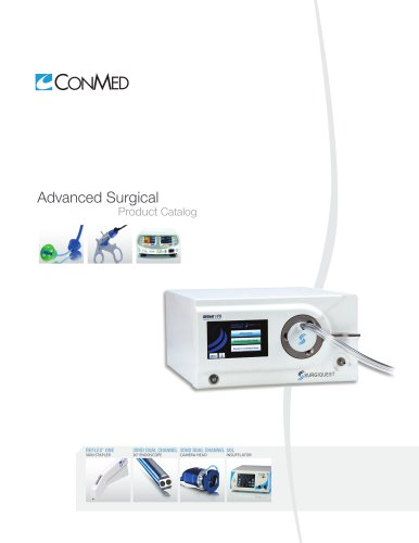 Advanced Surgical Product Catalog