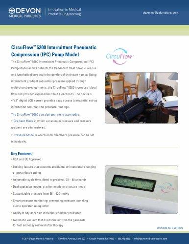 CircuFlow™ 5200 Intermittent Pneumatic