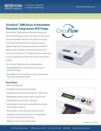 CircuFlow™ 5208 Series of Intermittent