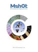 Mshot microscope and camera catalogue
