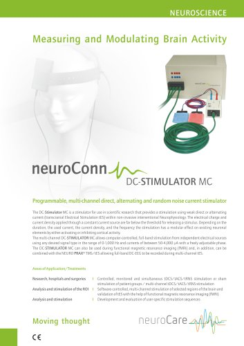 NeuroCare NeuroConn DC-STIMULATOR MC