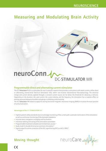 NeuroCare NeuroConn DC-STIMULATOR MR